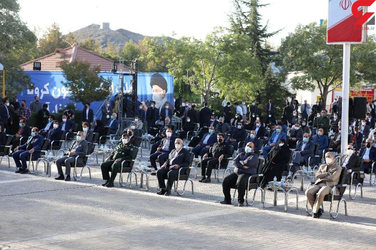 شهردار جدید کلانشهر مشهد معارفه شد