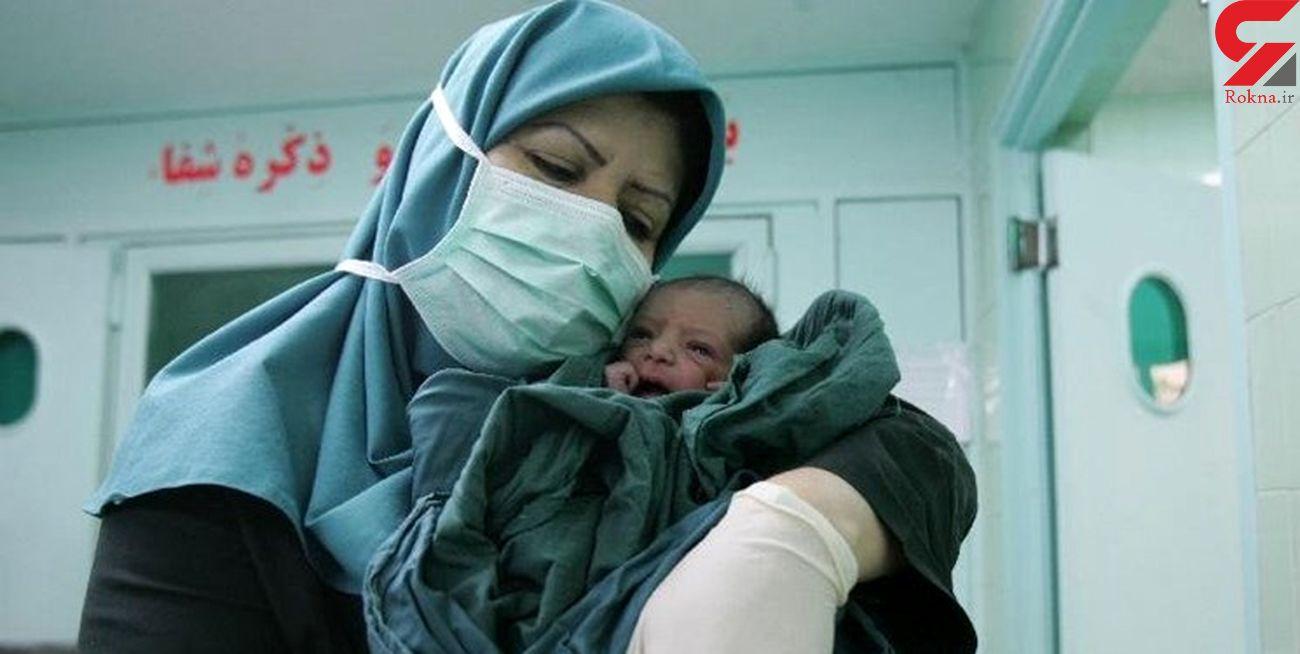 شناسایی 5 مادر کرونایی در کرمانشاه