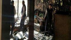اسامی قربانیان انفجار یک ساختمان در تهران +عکس