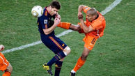 10 دقیقه وحشی گری در زمین فوتبال