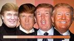 چرایی رنگ نارنجی پوست دونالد ترامپ لو رفت!