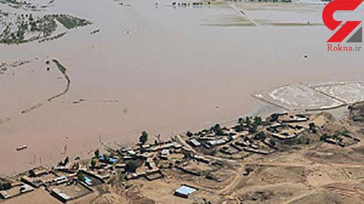 5 منطقه شهر اهواز در خطر سیل
