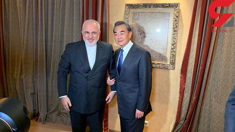 دکتر ظریف با وزیر امور خارجه کشورهای عمان، کرواسی، فنلاند، چین و چک دیدار کرد