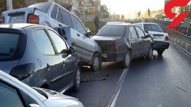 مرگ بیش از 800 نفر در حوادث ترافیکی اصفهان