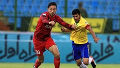 چند تبهکار آبروی ایران را مقابل فوتبالیست خارجی معروف لیگ برتر بردند+ عکس