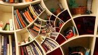 طراحی های جالب  و شگفت آورقفسه کتاب + عکس