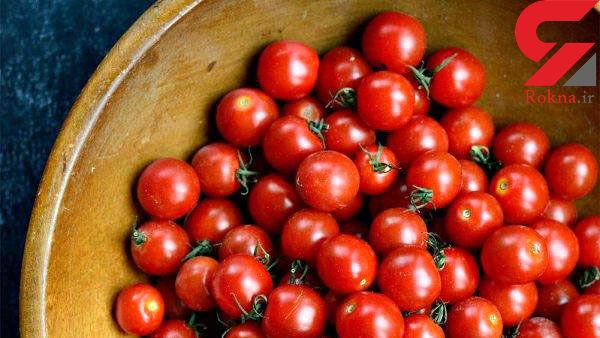 پرورش گوجه  گیلاسی در گلدان های خانگی