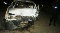 تصادف مرگبار 2 پراید در درگز + عکس