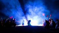 «تنهاتر از مسیح»؛ نمایشی با بیش از 400 بازیگر/ ورود لاکچریها ممنوع!