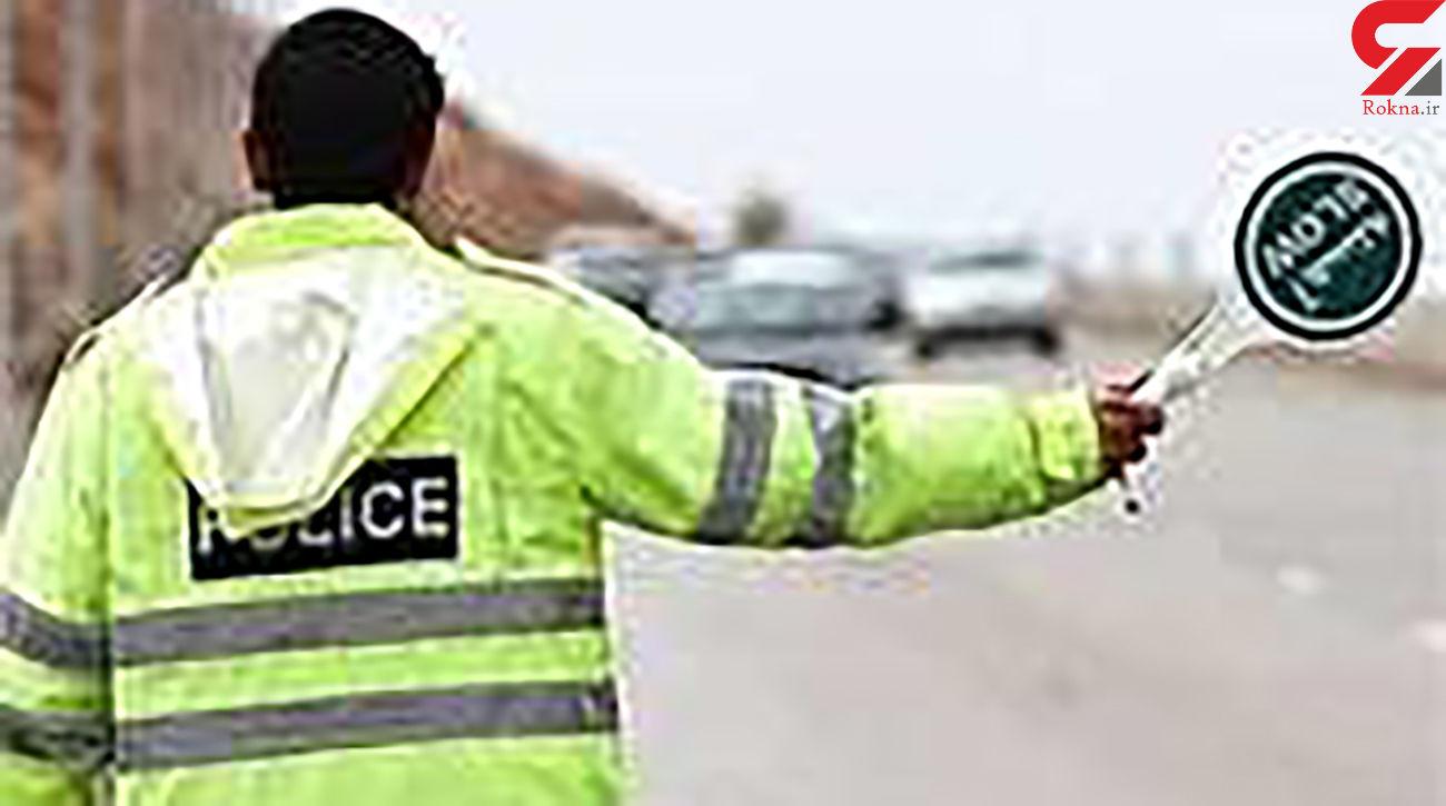 مسدود شدن محور چالوس تا ساعت 17 امروز / ترافیک سنگین در آزادراه قزوین_کرج