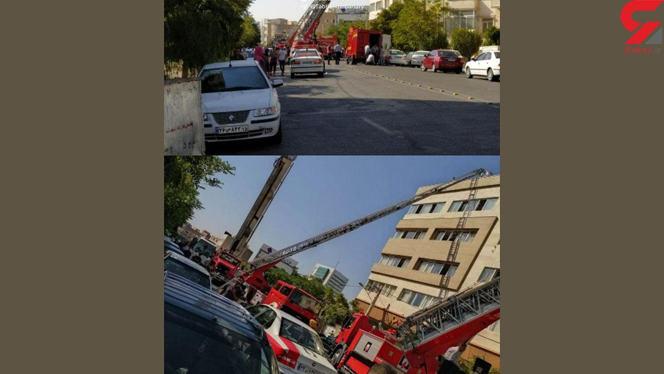 انفجار خونین در تبریز / 20 نفر در کانون انفجار بودند