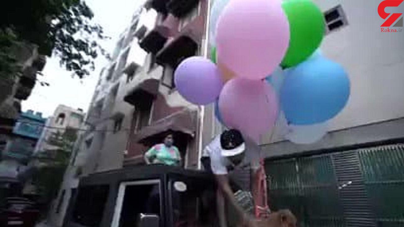 سگ آزاری این پسر او را به دام پلیس انداخت + فیلم