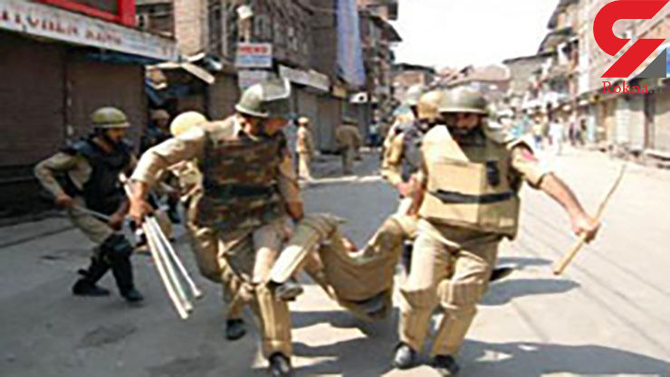 مناقشه بین هند و پاکستان بر سر کشمیر 4 تن را به کشتن داد