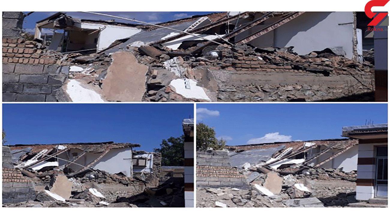 انفجار خونین در شهرستان قروه + عکس