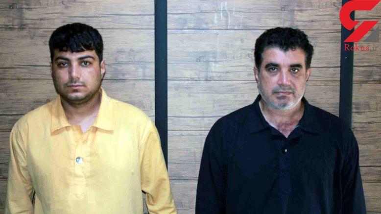 این دو مرد تبهکار را می شناسید / اطلاعیه پلیس تهران