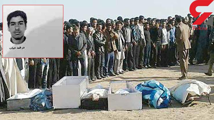 پرونده قتل عام 8 نفر در ایرانشهر به دفتر معاون اول قوه قضائیه ارسال شد
