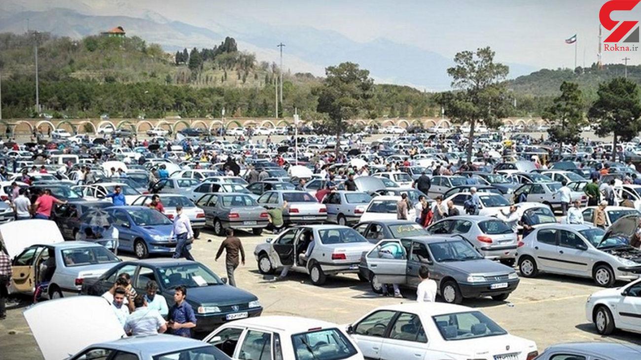 خودرو دوباره گران شد / پژو ۲۰۶ به 208 میلیون تومان رسید