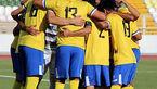 اکسین رکورددار پرگلترین بازی لیگ آزادگان