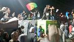 حادثه باورنکردنی در کنسرت خواننده پاپ+فیلم و عکس