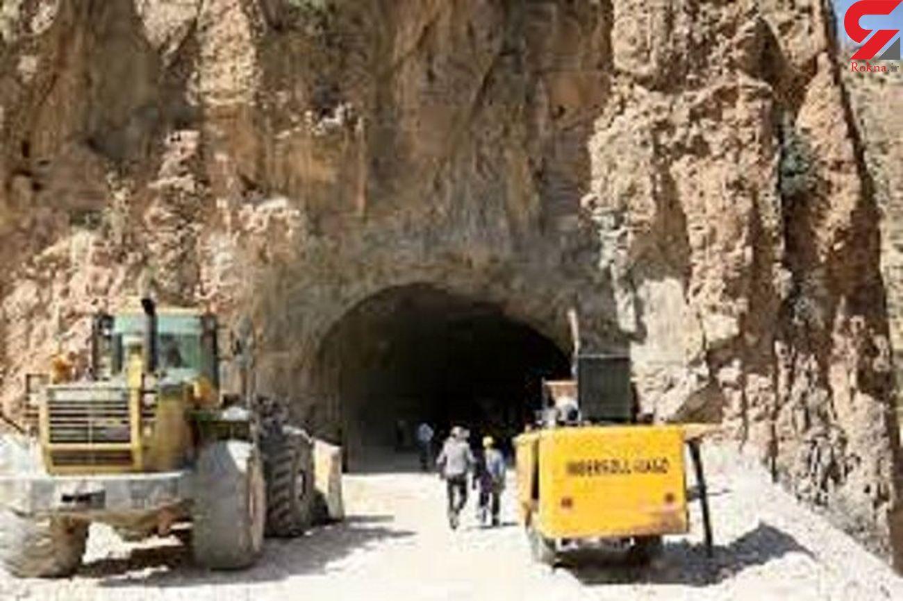 اتمام طرح تونل کبیرکوه آبدانان نیازمند ۵۰۰ میلیارد تومان اعتبار