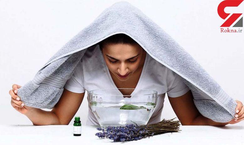 انواع بخور برای پاکسازی پوست صورت