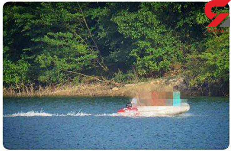 اقدامات پلیس مازندران در ماجرای قایق سواری بدون لباس دختران در سد لفور + عکس