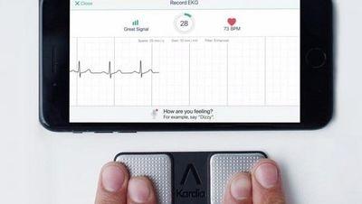 شناسایی حملات قلبی با یک اپ موبایلی