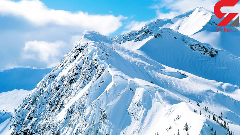 افزایش 2 برابری سطح پوشش برفی کشور