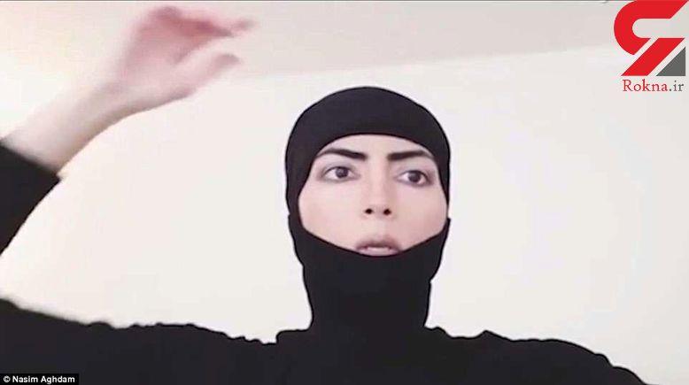 دختر ایرانی قبل از حمله به یوتیوب با پلیس رودررو حرف زده بود + ناگفته ها و جزییات جدید