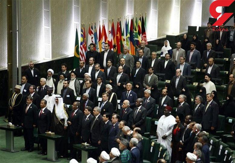 حضور ۱۰۵ هیات خارجی در مراسم تحلیف رئیس جمهور