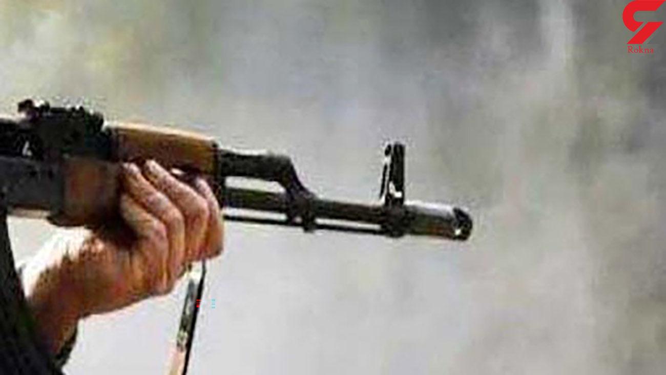 مستی کار دست مرد مسلح داد / او در محمود آباد تیراندازی می کرد