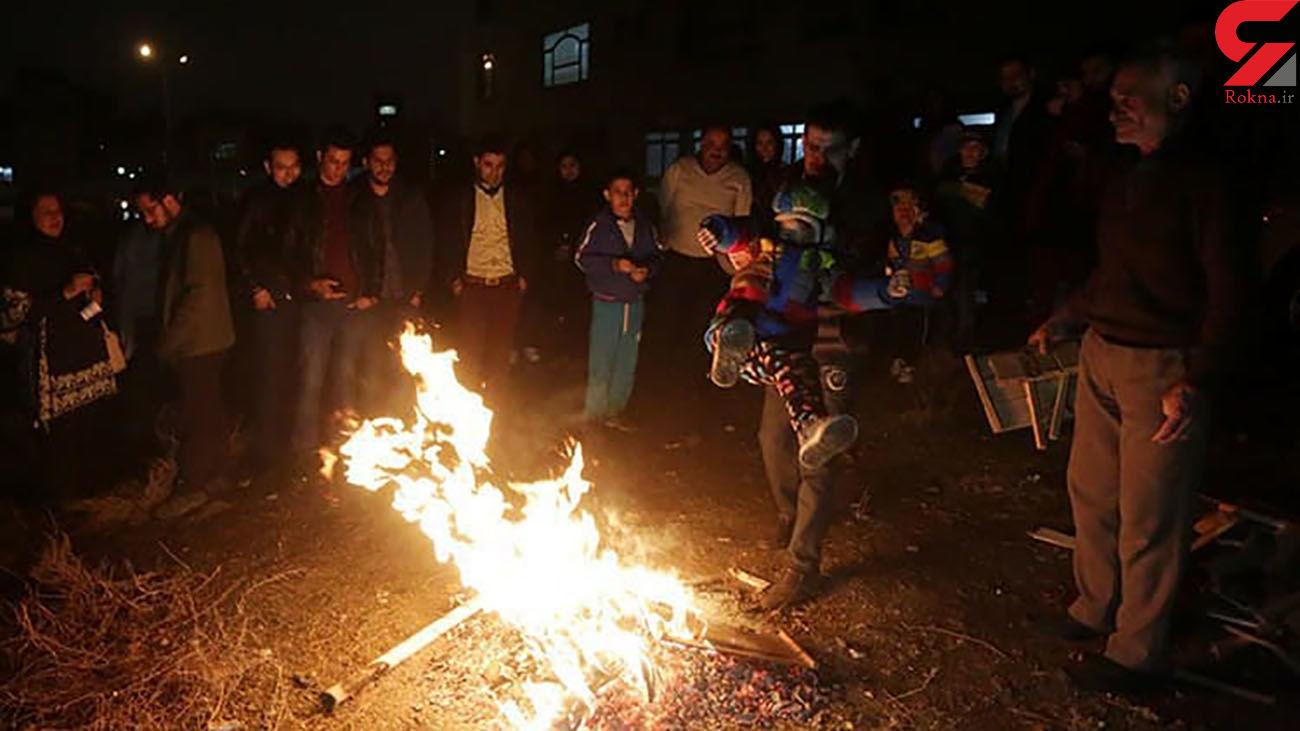 خط و نشان پلیس برای چهارشنبه سوری / دورهمی های شبانه ممنوع !