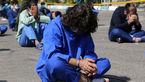 بازداشت راهزنان قمه کش جاده تهران _ شمال