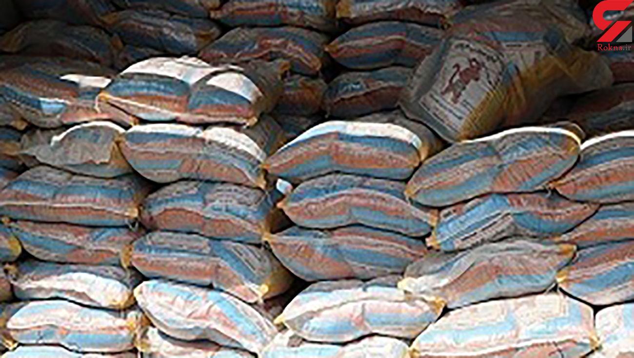 کشف محموله برنج خارجی قاچاق در چابهار