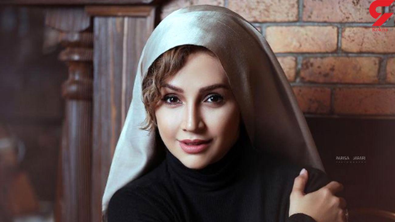 شبنم قلی خانی در این عکس جوان تر شده است