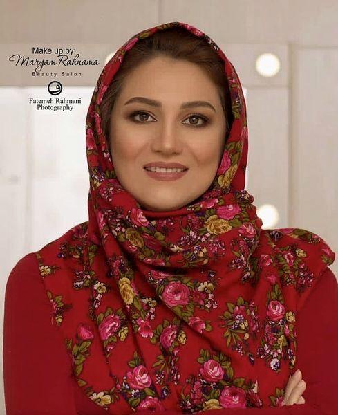 ظاهر جدید شبنم مقدمی + عکس