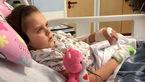 عنکبوت خون آشام دخترخردسال را راهی بیمارستان کرد+تصاویر(16+)