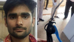 قتل یک کارگر در دهلی با شلنگ هوای فشرده