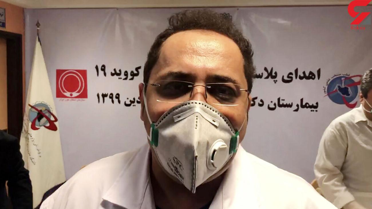 انتقاد شدید پزشک علی و مهرداد به کوتاهی وزارت بهداشت / به ما توهین نکنید
