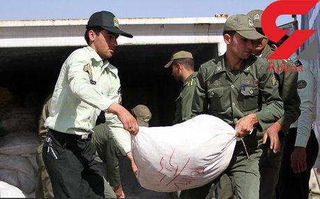کشف مواد مخدر و سوخت قاچاق در مرزهای شرقی خراسان رضوی