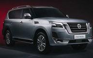 مدل جدید خودروی محبوب پاترول معرفی شد +عکس