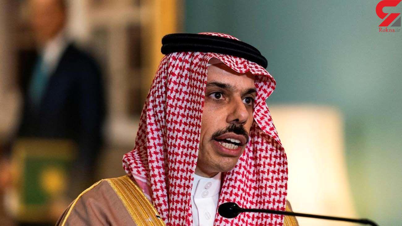 عربستان عقب نشینی کرد/ فیصل بن فرحان درخواست آتش بس داد