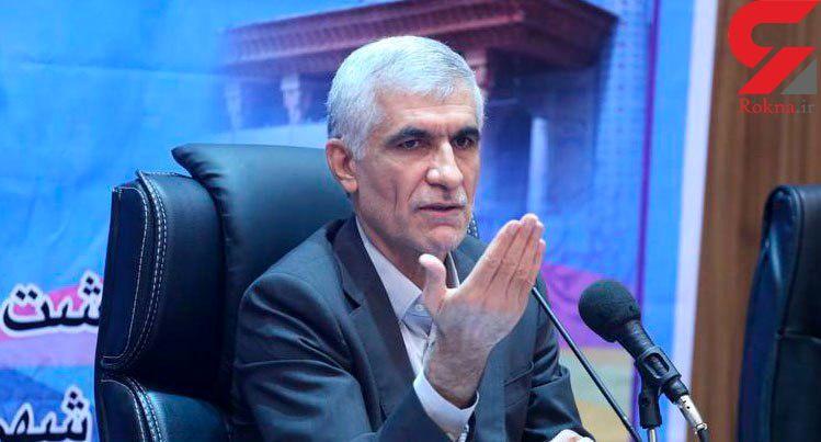 شهردار تهران نیامده  می رود!