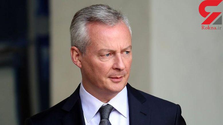 وزیر اقتصاد فرانسه در کنفرانس ریاض شرکت نمیکند
