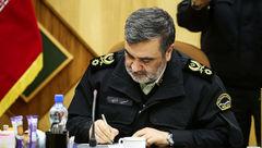 سپاه نهاد مردمی و برخاسته از آرمان های حق طلبانه است