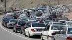 ترافیک سنگین و نیمه سنگین در برخی محورهای مواصلاتی کشور