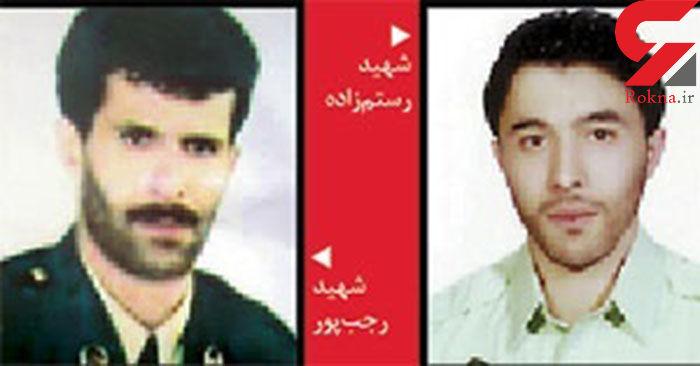 6 اعدامی که در کرج پای چوبه دار رفتند / قاتلان 2 پلیس اعدام شدند