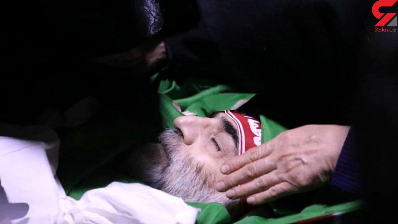 اسرائیل فخریزاده را ترور کرده است