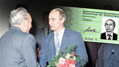 ارتباط پوتین با دستگاه اطلاعاتی آلمان شرقی چه بوده است