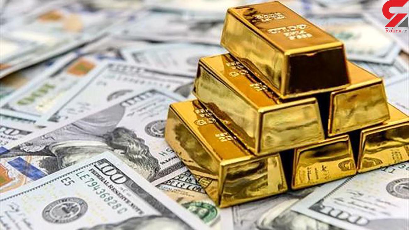 قیمت طلای 18 عیار و دلار امروز چهارشنبه 25 تیر ماه / سکه به 11 میلیون تومان رسید